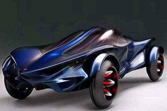McLaren SUV-Studie Torok