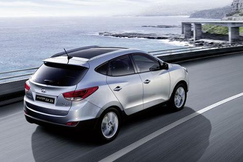Seit der Markteinführung im März 2010 hat sich der Hyundai ix35 zum echten Verkaufsschlager entwickelt.