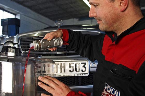 Öl wechseln und Geld sparen
