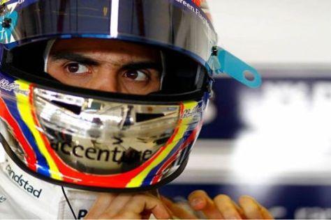 Der neue Mann bei Williams: GP2-Champion Pastor Maldonado