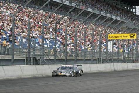 Bruno Spengler und seine DTM-Rivalen treten bis 2013 auf dem Lausitzring an
