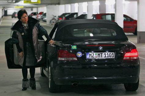 Defekte Rücklichter beim BMW 1er