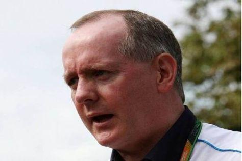 Mark Gallagher sieht Cosworth nach dem Comebackjahr auf einem guten Weg