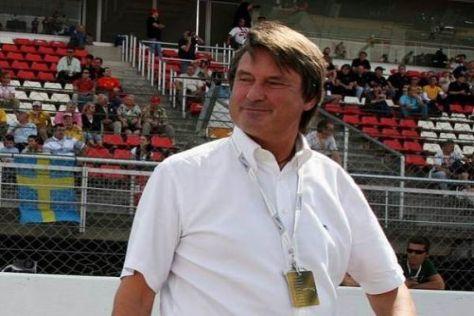 ADAC-Sportpräsident Hermann Tomczyk hält den deutschen Grand Prix für sicher