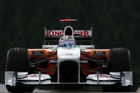 Force India Formel 1 2010