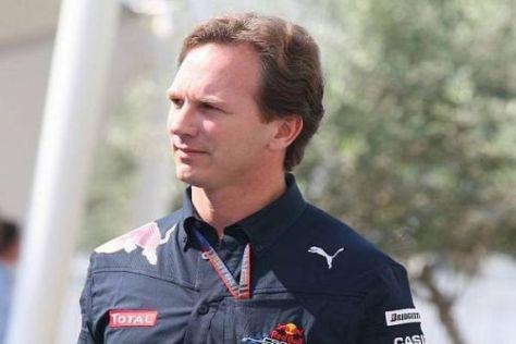 Red-Bull-Teamchef Christian Horner: Endlich Frieden zwischen den Piloten
