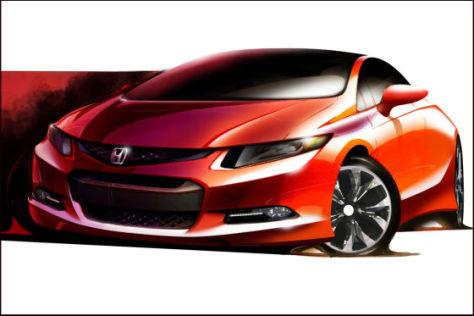 Honda Civic Concept (2011)