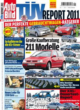 Titel TÜV Report 2011