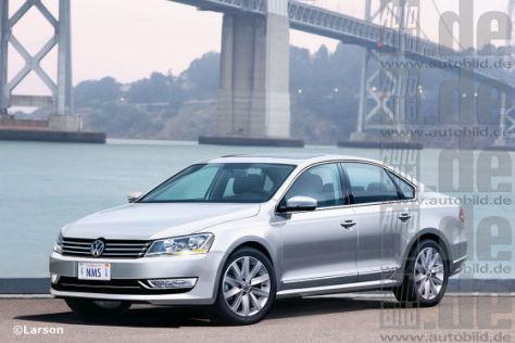 Volkswagen In Den Usa Vw Spar Passat F 252 R 15 000 Euro Autobild De