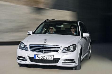 Mercedes C Klasse Motoren