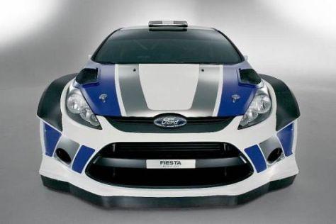 Der neue Ford Fiesta wurde zuletzt im schwedischen Kall ausführlich getestet
