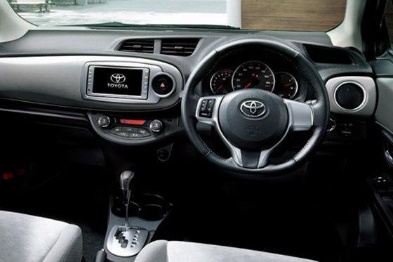 Toyota Yaris III (2011)