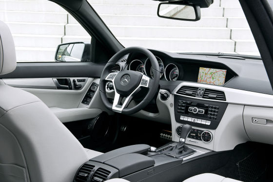 Mercedes C-Klasse T-Modell C 350 CDI
