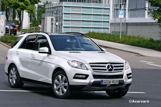 Mercedes ML-Klasse