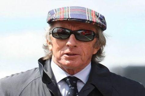 Ex-Weltmeister Jackie Stewart hält große Stücke auf die aktuellen Fahrer
