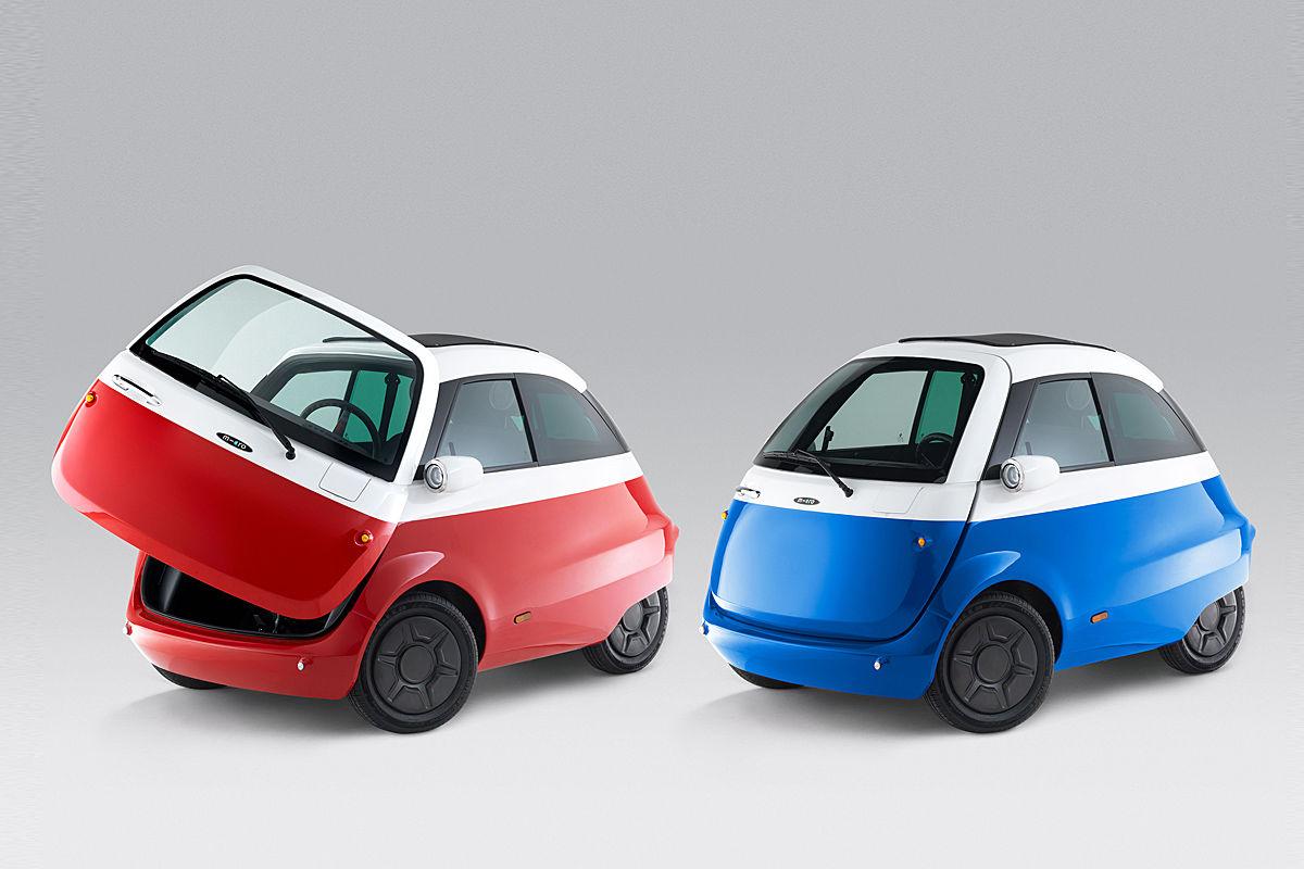 Microlino: Retro-Isetta mit Elektroantrieb