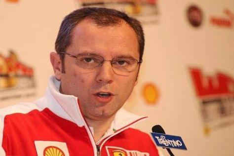 Stefano Domenicali dachte nach der WM-Niederlage an Rücktritt