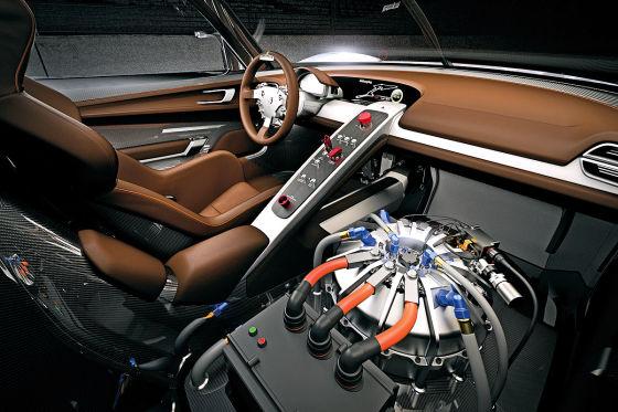 Porsche 918 RSR Coupé
