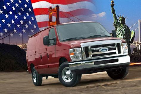 Chevrolet Express, GMC Savana und Co. – die großen Vans ...