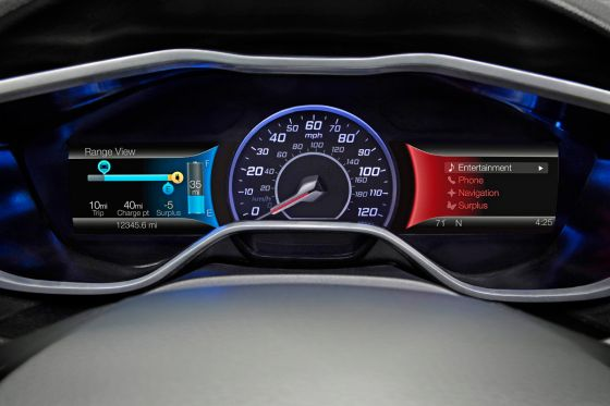 Ford Focus Electric (2011)