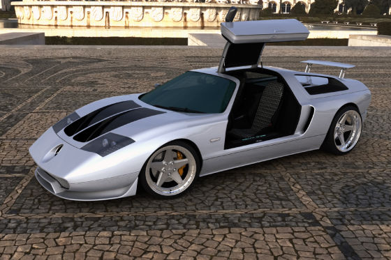 Gullwing Ciento Once