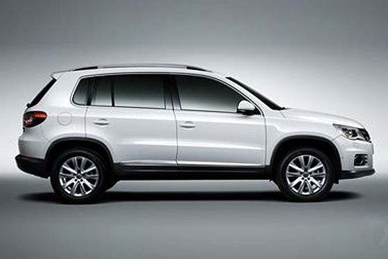 VW Tiguan China-Version