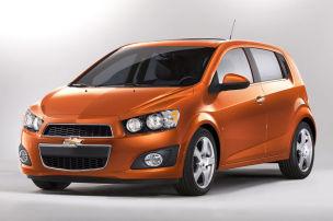 Neuer Mini von Chevrolet