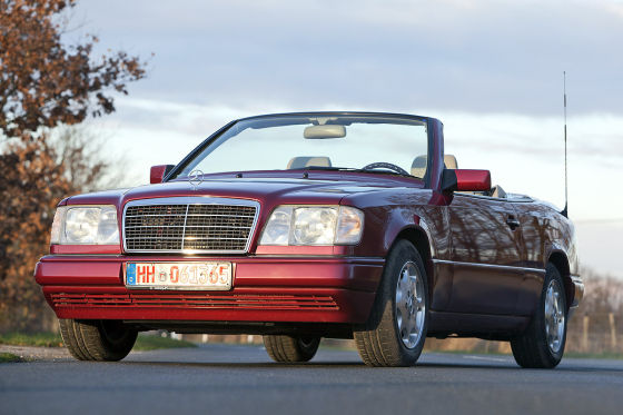 Kaufberatung Mercedes E 200 Cabriolet A 124 Autobild De