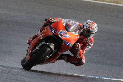 Casey Stoner wechselt die Farben und startet ab 2011 für das Honda-Werksteam