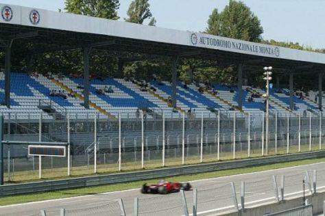 Viele Italiener werden zustimmen: In Monza ist der italienische Motorsport zuhause