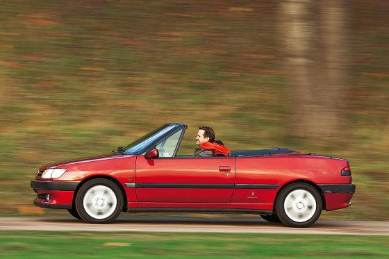 Kaufberatung Peugeot 306 Cabriolet Autobild De