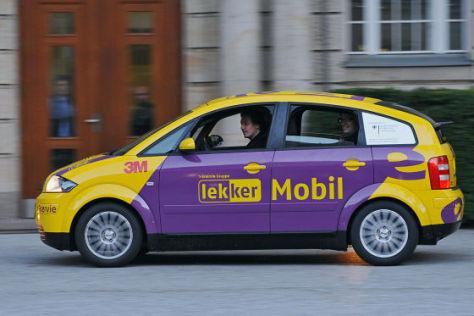 E-Auto lekker Mobil