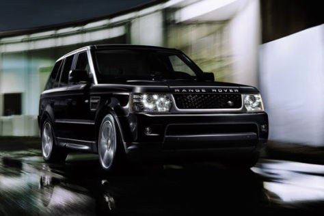 Range Rover Sport, Sondermodell Fashion