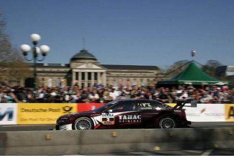 Auch 2011 präsentiert sich die DTM vor dem Saisonstart in Wiesbaden