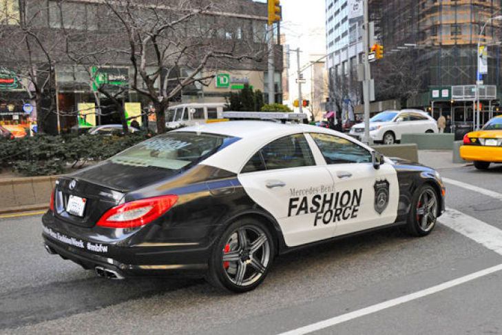 Bilder: Kuriose Polizeiautos aus aller Welt