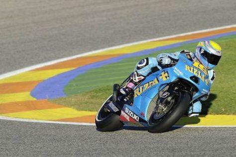 Alvaro Bautista möchte möglichst bald wieder auf sein MotoGP-Bike zurück