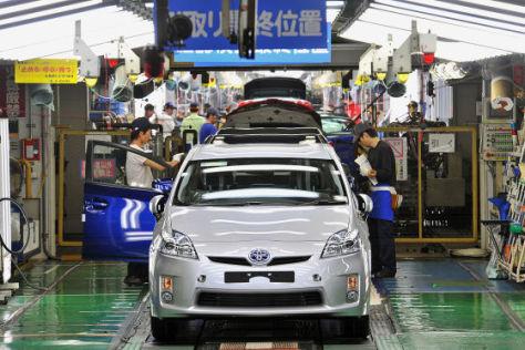 Toyota Produktion