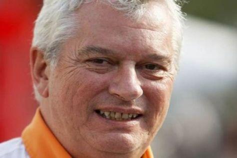 Pat Symonds könnte sich eine Rückkehr in die Formel 1 gut vorstellen