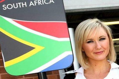 Südafrika würde sich gern wieder in die weltweite Formel-1-Auslage stellen