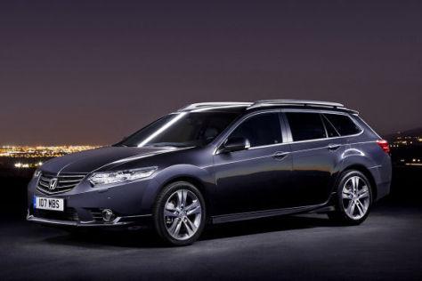 Honda Accord Facelift: Autosalon Genf 2011
