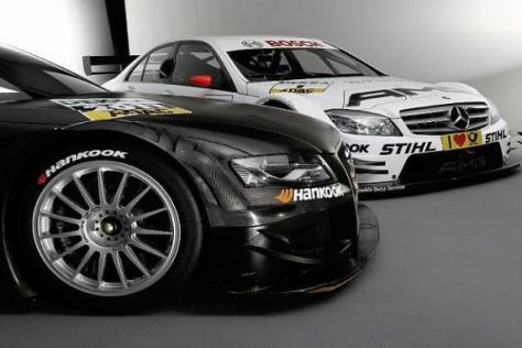 Hoffnung für 2011: Mit Hankook will Audi wieder vor Mercedes stehen