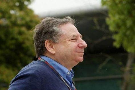 Auf den Schultern Jean Todts lastet als Präsident der FIA große Verantwortung