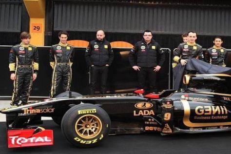 Bruno Senna erhält dank Renault eine zweite Chance in der Formel 1