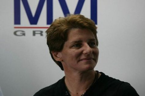 Ellen Lohr ist die einzige Frau, die bisher in der DTM ein Rennen gewonnen hat