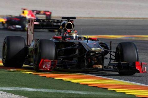 Überraschende Bestzeit für Robert Kubica im neu lackierten Renault