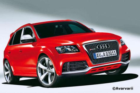 Audi Q5 (Illustration)