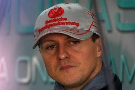 Nach dem Kubica-Unfall: Michael Schumacher ist regelrecht geschockt