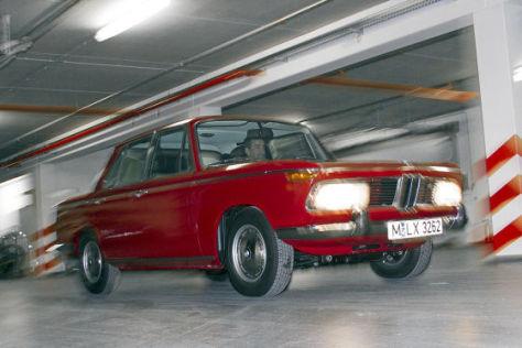 Legenden Der 60er Jahre Bmw 2000 Tii Autobild De