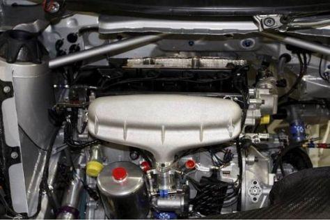 In der WRC kommen künftig 1,6-Liter-Turbomotoren zum Einsatz