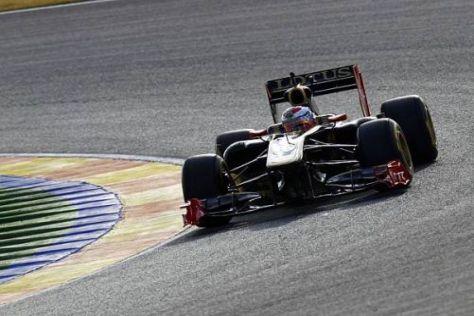 Renault bringt in Jerez neben Witali Petrow auch Heidfeld und Senna an den Start